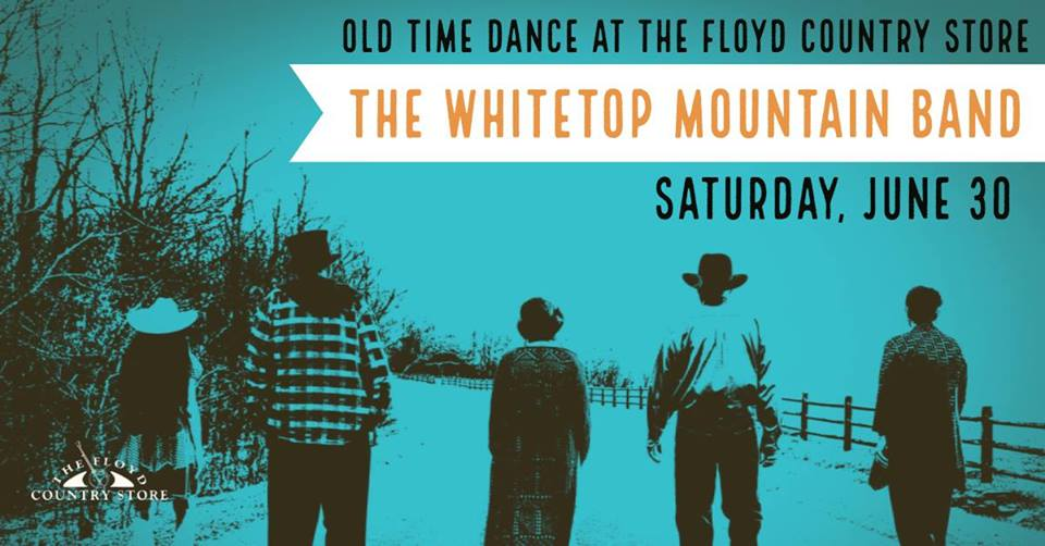 Visit Floyd Virginia Old Time Dance With The White Mountain Band