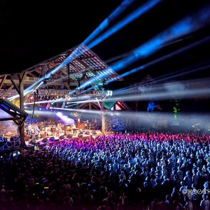 Floydfest summer festival in Floyd VA 2